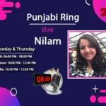 Punjabi Ring with Nilam