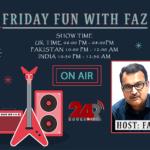 Friday Fun with Faz